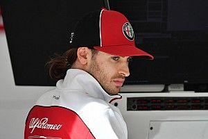 Giovinazzi wciąż wierzy w Ferrari