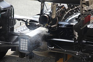Test 2, Day 3: F1 2020 testing tech updates from the track
