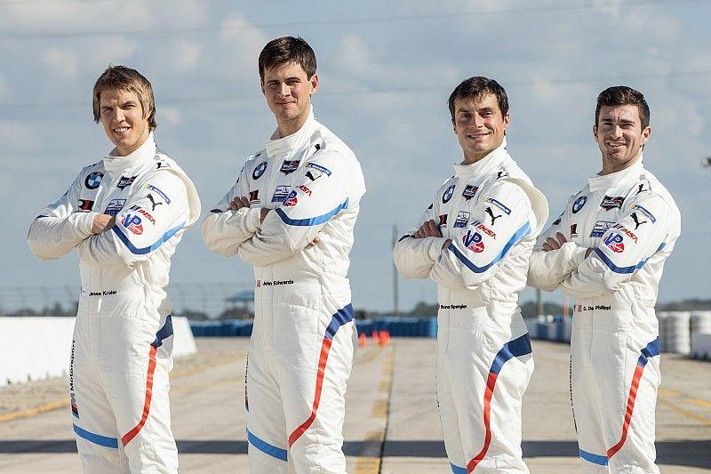 BMW finalises IMSA GT Le Mans class line-up