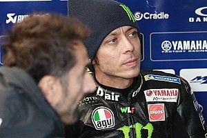 """Rossi: """"Peggior stagione in Yamaha, ma meglio che in Ducati"""""""