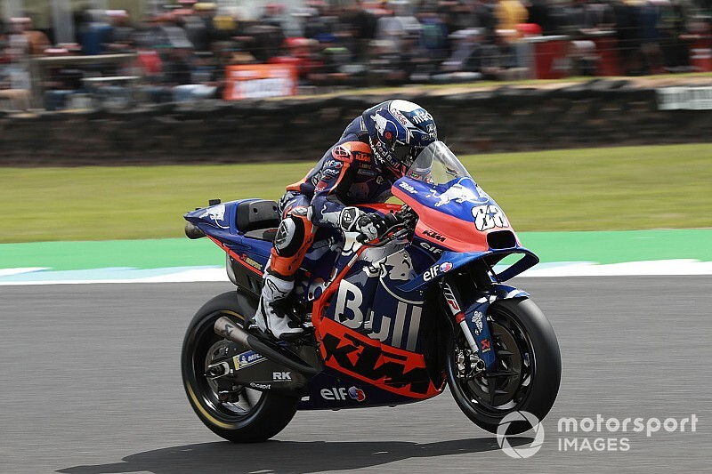 Oliveira ruled out of Phillip Island MotoGP race