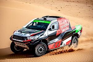 وضع اللمسات الأخيرة على رالي العُلا-نيوم في بطولة السعودية للراليات الصحراوية
