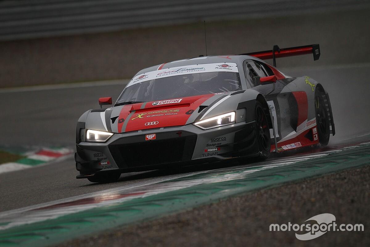 GT Italiano: colpaccio Audi, preso il Campione Agostini