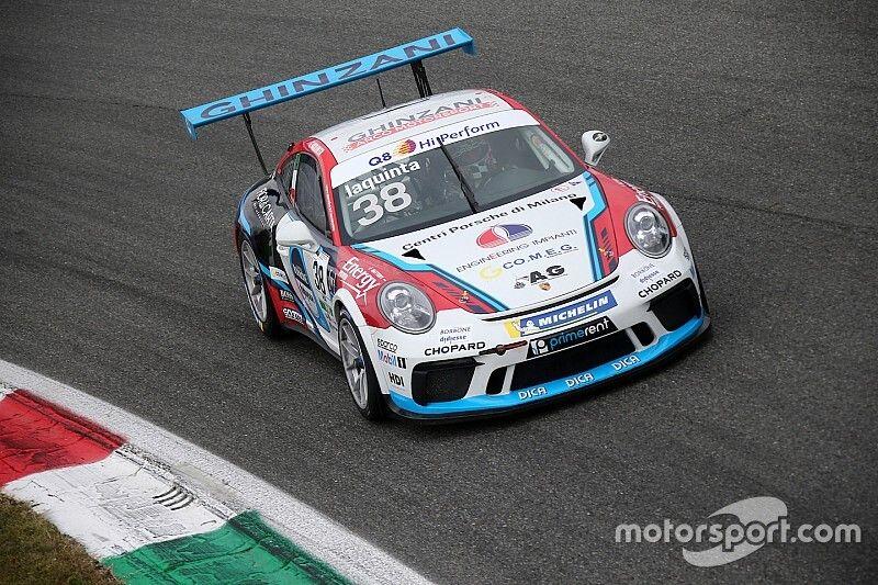 Carrera Cup Italia, Monza: Iaquinta punge nelle libere
