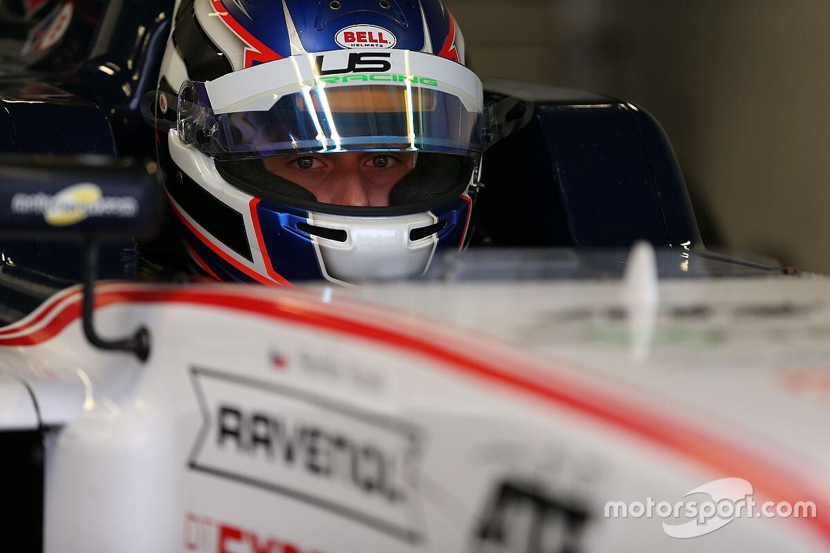 F3: Hitech GP completa la sua line-up con Roman Stanek
