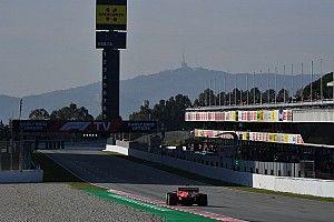 F1 adelanta vacaciones de verano para recuperar tiempo