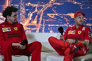 Ferrari wil snel met Vettel praten over contractverlenging