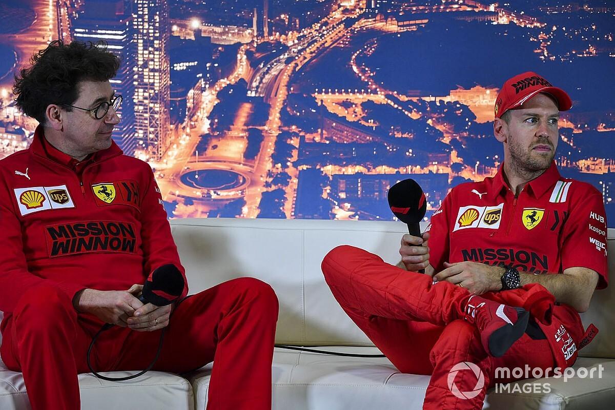 Mi lesz a következő lépés Sebastian Vettel, és a Ferrari számára?