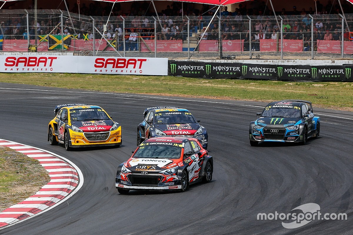 World RX season to begin in August as new calendar is issued