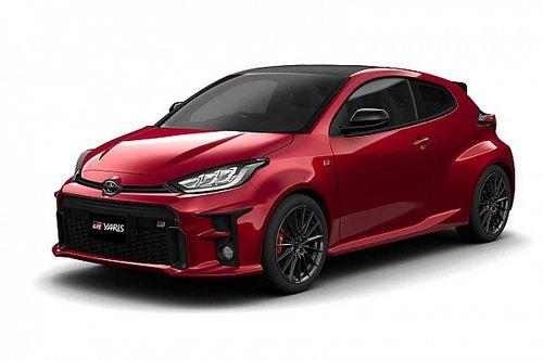 """Компактная Toyota Yaris все же обзавелась очень """"злой"""" версией"""