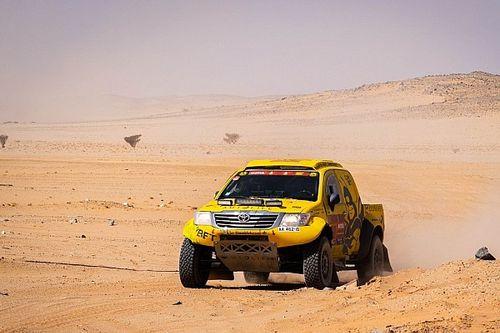 VIDEO: Fuerte accidente del Dakar lesiona a dos pilotos