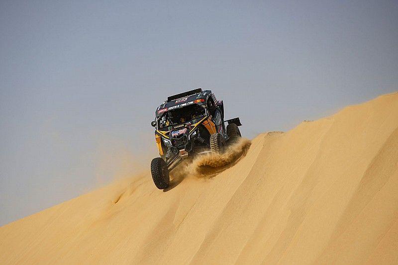 Currie takes 2020 Dakar SxS title