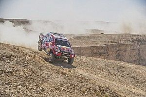 "Toyota: Dakar Mini duel ""much bigger"" than expected"