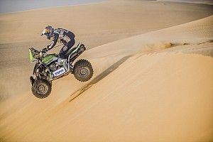 Casale, Dakar Rallisi'nin ATV sınıfını kazanmayı başardı!