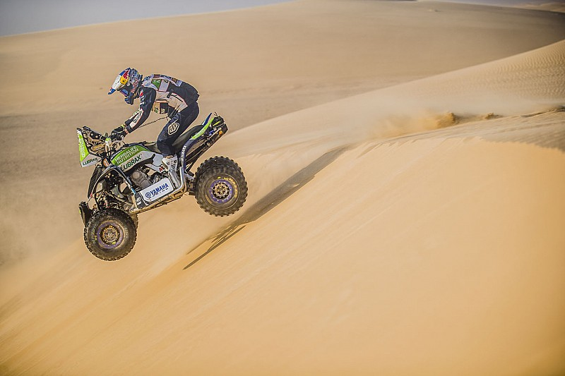 Casale seals dominant third Dakar quad title