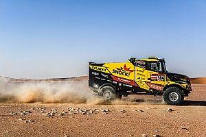 Rajd Dakar: Etap 10 na największej pustyni świata