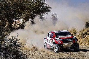 """Ten Brinke evenaart beste Dakar uit carrière: """"Het was heftig"""""""