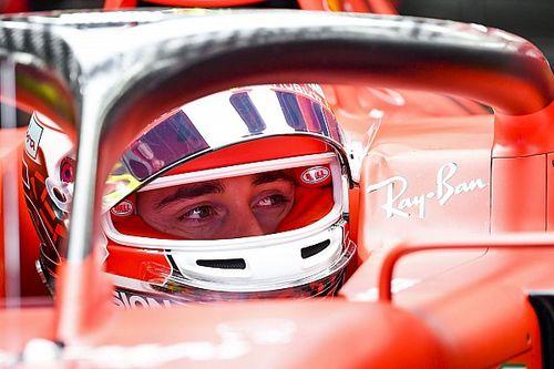 """Leclerc: """"Melbourne un circuito che non perdona"""""""