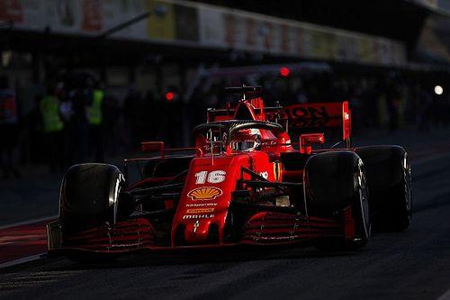 Mercedes cuestiona el verdadero ritmo de Ferrari