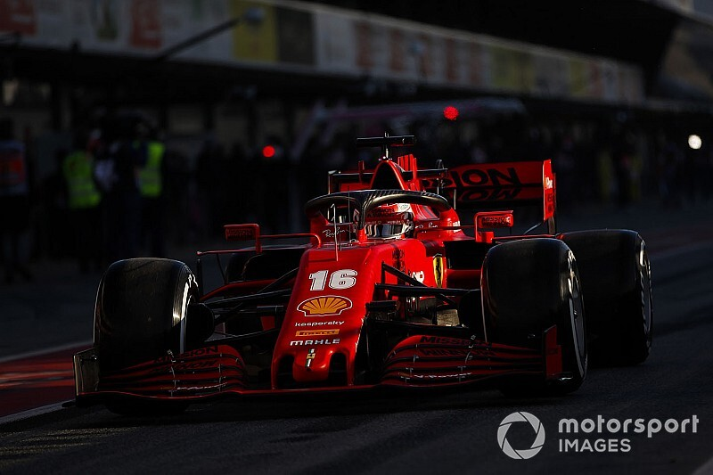 Mercedes questions Ferrari's downbeat F1 testing assessment