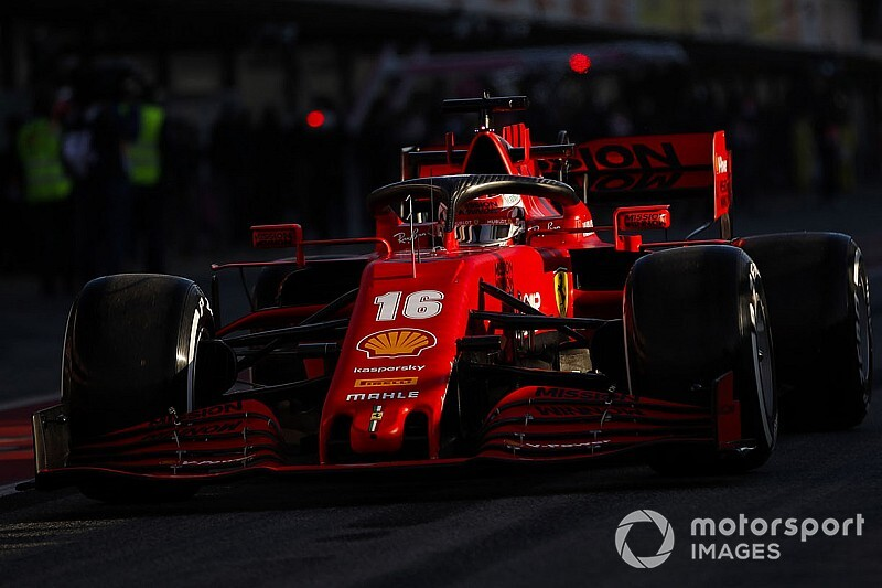 Mercedes questions Ferrari's downbeat F1 testing assessment