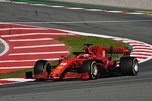 Ergebnis: Formel-1-Tests in Barcelona, 2. Tag