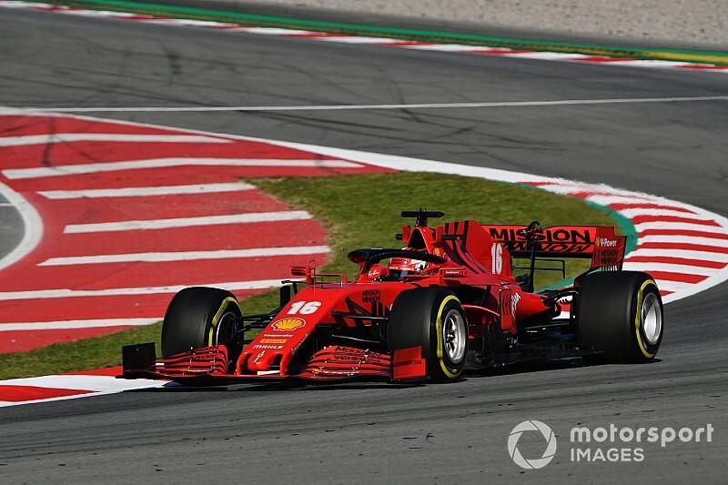 Ergebnis: Formel-1-Tests in Barcelona, 2. Tag