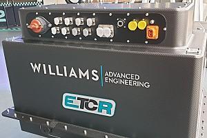 Williams Advanced Engineering ha completato le batterie ETCR