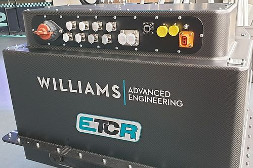 Williams Advanced Engineering ha completato le batterie ETCR