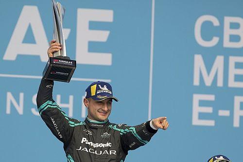 Evans gana un accidentado ePrix de la Ciudad de México