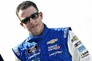 Allmendinger surprises with first NASCAR oval win at Atlanta