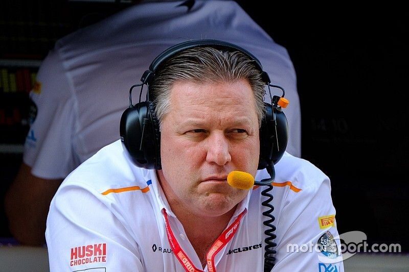 """Top F1 teams """"playing with fire"""" over cost cap - Brown"""