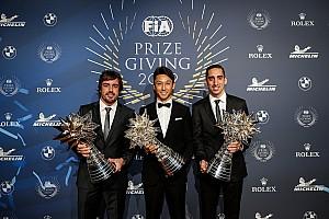 Las mejores fotos de la Gala de la FIA 2019