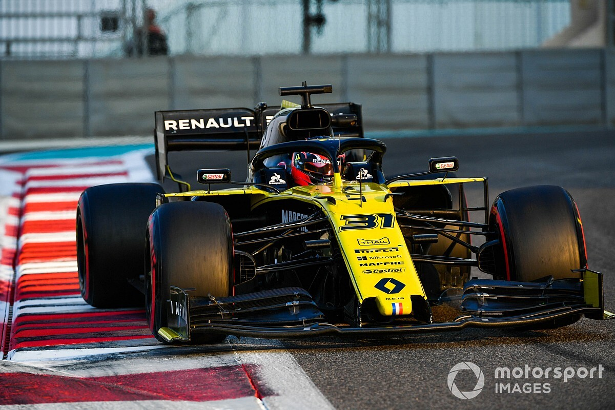 "Ocon: Renault run key in light of 2020's ""big problem"""