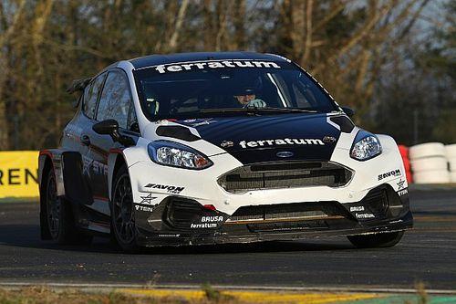 Rallytechnology w serii Projekt E