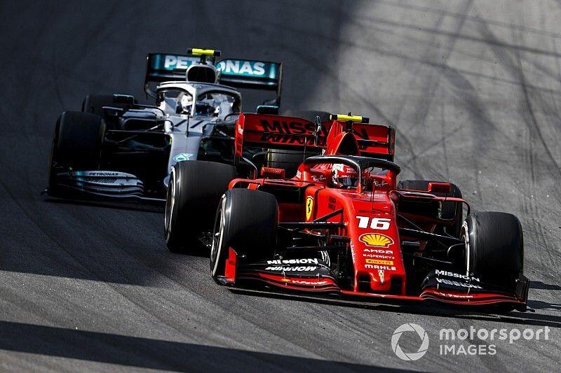 """Ferrari : """"Terminer deuxième ne sera jamais suffisant"""""""