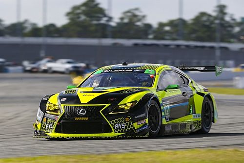 AIM Vasser Sullivan conferma Telitz sulla Lexus #12 a Daytona