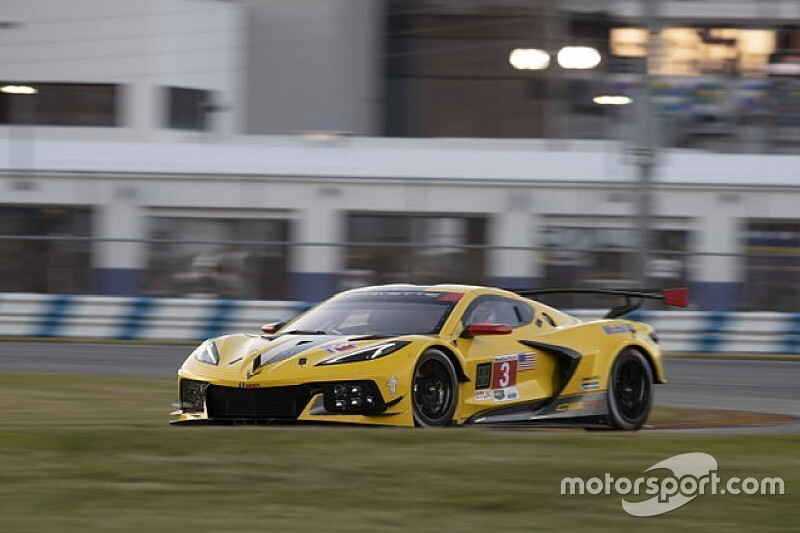 "Corvette C8.R already feels ""solid and competitive"""