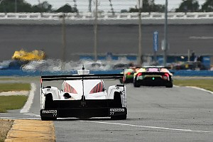 Mazda lidera la clasificación del Roar en Daytona