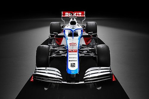 Fotogallery F1: la Williams toglie i veli alla FW43