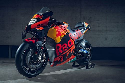 GALERIA: KTM e Tech3 apresentam suas motos para a MotoGP 2020