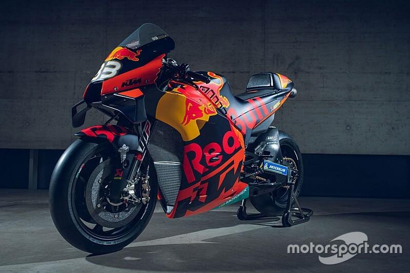 Мотоциклетные «Ред Буллы». Команды KTM в MotoGP показали раскраску для сезона-2020