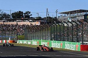 Pour Vettel, seul le véritable drapeau à damier devrait compter
