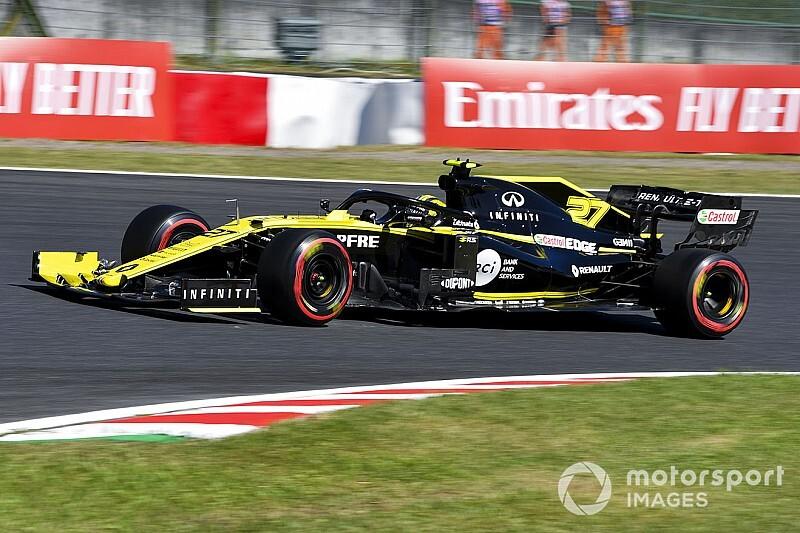 Renault a été privé de soufflerie pendant près d'un mois