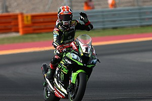 WSBK Argentinië: Rea domineert, net geen podium Van der Mark