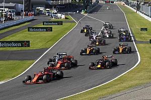 System tokenów w F1?