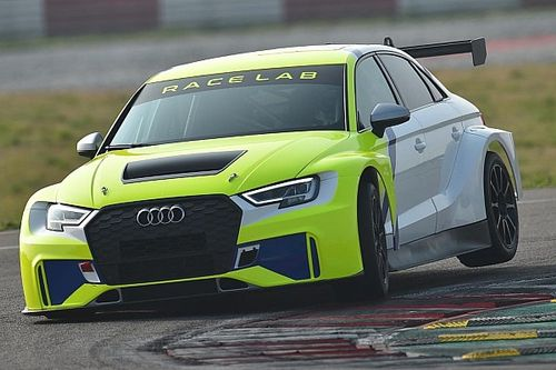 Race Lab punta a TCR Italy, DSG Endurance e Europe con l'Audi