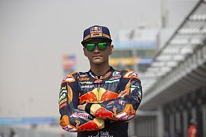 Martín ne ferme pas la porte entrouverte par Ducati