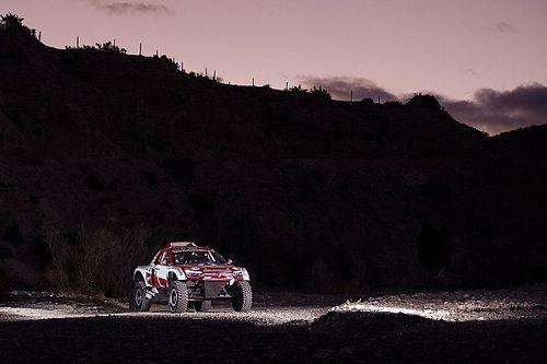 SsangYong sueña con dar un paso adelante en el Dakar con su Korando DKR