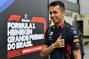 Volledige uitslag van eerste vrije training F1 GP Brazilië